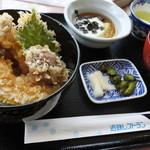 浜名湖近鉄レストラン - 秋味天丼@1,180