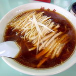 福々亭 - ねぎラーメン 醤油