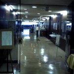シーガル - 12階に上がりますとこの入口があります(この左手には小食堂の入口があります)