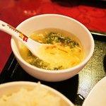 桂園 香港酒家 - スープ