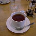 カフェレストラン すてんぱれ - 紅茶