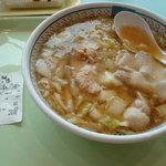 どうとんぼり神座 - おいしいラーメン(530円)