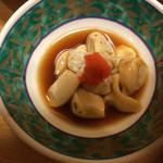 鮨 さるたひこ - ミル貝の卵