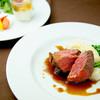 ルセット シェ イイナ - 料理写真:アンガス牛ステーキ(ホリデーランチ)