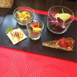 イシカワ - 前菜