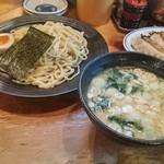 43207395 - 味噌つけ麺(小、750円)