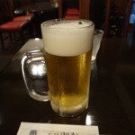 ajinochuukahagoromo - 生ビール