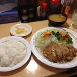 コション - 日替わりランチ800円