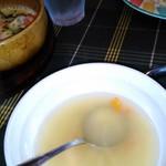 43209734 - 本日のスープ