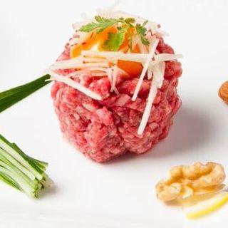 長野県内唯一!生食用食肉(牛肉)の調理提供許可店!