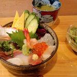 ひがしやま - 特選海鮮丼