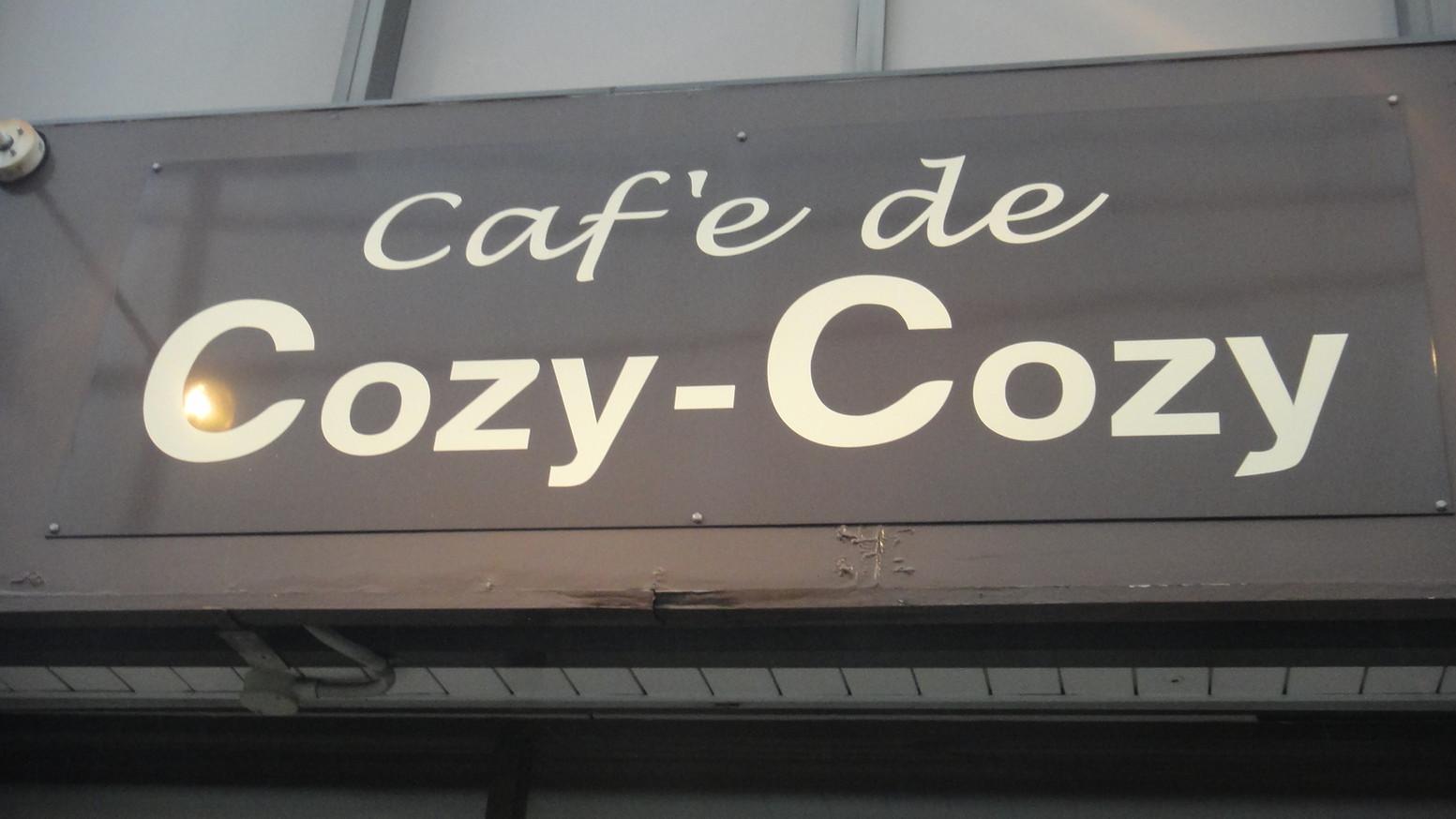Cozy-Cozy