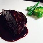 ル ミエル - 料理写真:スペシャリテ牛ホホの煮込み