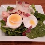 キッチンプラス - ニース風サラダ(ハーフ)
