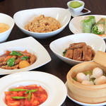 中国料理工房 三好 - ファミリーコース