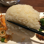 タイレストラン タニサラ - もち米