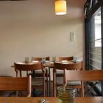 ル レストラン ハラ - ル レストラン ハラ・店内(2015.06)