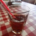 ビストロボナペ - ドリンクバーから、ウーロン茶