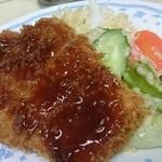 キッチン岡田 - カツ