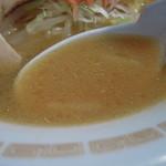 一龍 - スープ
