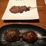 43220238 - 椎茸、牛タン串