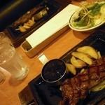 ステーキガスト - 熟成肉のステーキ・・・