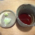 43221124 - 薬味&汁