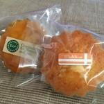 レスピレ - 焼き菓子(各150円)