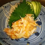 恵比寿魚金 - 梅水晶❤鮫の軟骨ですよ~ヾ(´∀`ヾ)
