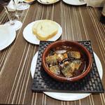 スペインバル Mon-CiRCULO - 新サンマのアヒージョ