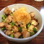 43223197 - これが食べたくて… 小さな丼@アフリ六本木ヒルズ。