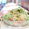 アクア ピッコラ - 料理写真:タコの冷製カペッリーニ (1000円) '15 7月下旬