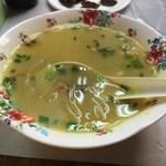 吉祥 - 咖喱牛肉湯(カレー牛肉スープ)