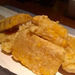えびく - トウモロコシ天ぷら