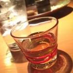 えびく - グレンモーレンジ ストレート 店長さんによーわかっとるって言われちゃった(。›◡ु‹。)⋆。˚✩ ♡だって昔からこの飲み方が一番好きだもん