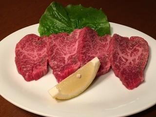 松阪牛炭火焼肉 東海亭 - イチボ