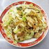門司倶楽部 - 料理写真:皿うどん(油炒麺) 600円