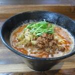 イロハヤラーメン にしむら亭 - 料理写真:濃厚担々麺