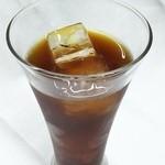 アロマティエ - アイスコーヒー