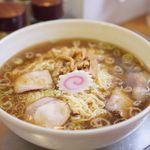 永福町大勝軒 - 中華麺1080円