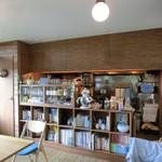 カフェ アキッサ - 店内8(他のお客様が帰られた後に)