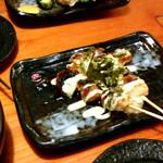 鳥貴族 - (2015.09)もちもちチーズ焼