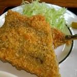 徳次郎食堂 - おまかせ定食 アップ