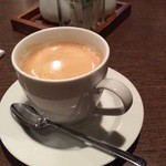 43243745 - ¥100プラスでホットコーヒー