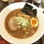幸福麺処 もっちりや - 料理写真:魚介醤油ラーメン
