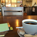 カフェドエコ - 雪室コーヒー