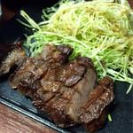 牛たん堂島精肉店 - ランチの牛タン