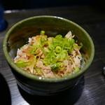 京都祇園 泉 麺家 - 豚丼(ミニ)