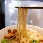 京都祇園 泉 麺家 - 細麺