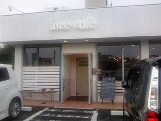 ルーチェカフェ - [外観] 玄関付近 全景♪w ①